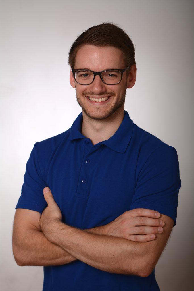 Heilpraktiker und Physiotherapeut Malte Meiners